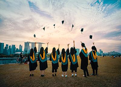 毕业感想 学会在感恩中成长